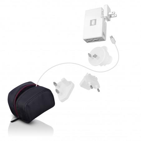 Pro Travel 4-Port USB Adaptor